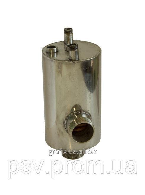 Купить Охладительный, защитный теплообменник Grafix-A50 для твердотопливных котлов