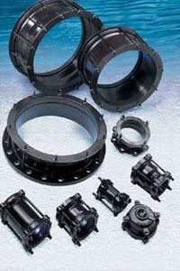 Купить Муфты для соединения труб из стали, чугуна и ПВХ Viking Johnson MAXIFIT