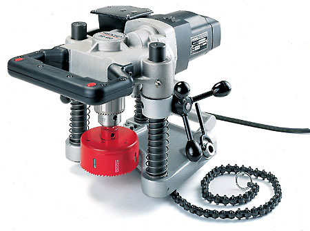 Buy The machine for cutting openings in the pipes NS-450