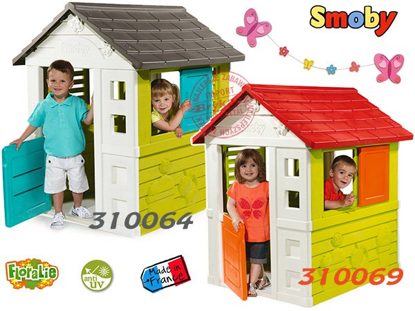Children S Lodge Of Maison Nature Smoby 310069 Buy In Lvov