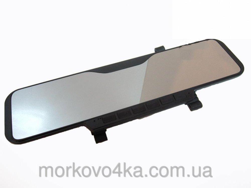 Купить Зеркало заднего вида с видеорегистратором DVR-118C