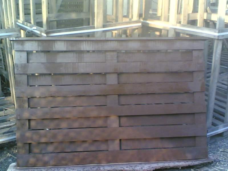 Купить Заборы деревянные