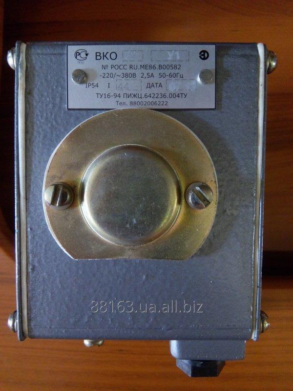 Купить Путевые выключатели ВП-4М (ВКО)
