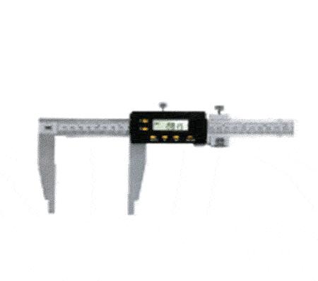 Штангенциркуль с цифровой индикацией IP 40 и устройством точного перемещения тип ШЦЦ-III I.D.F s.r.l.