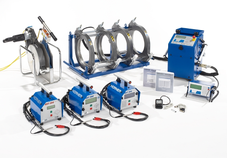 Buy Welding equipment Hurner for polymeric pipes