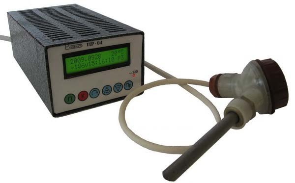 Buy Temperature regulator program PR-04.