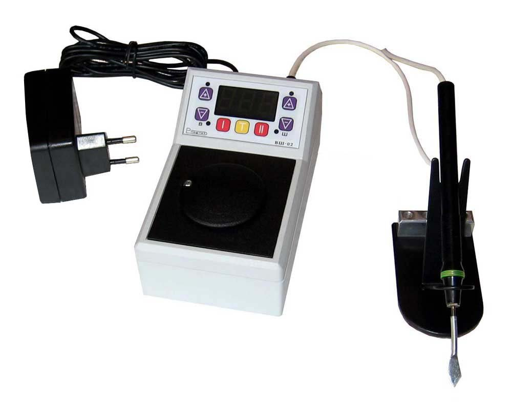 Buy Wax refinery with the VSh-02 electropallet.