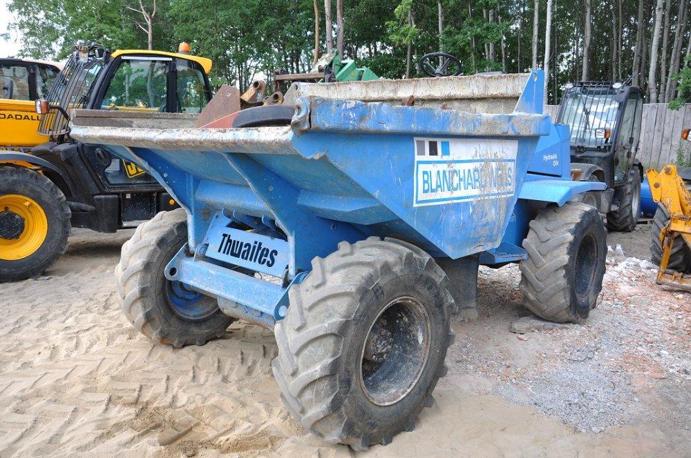 Thwaites 6 tonn Dumper dump truck