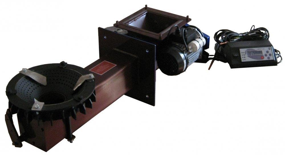 Купить Пеллетная горелка CREDO 08VD 125 кВт