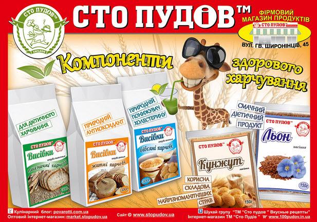 Купить Пшеничные отруби