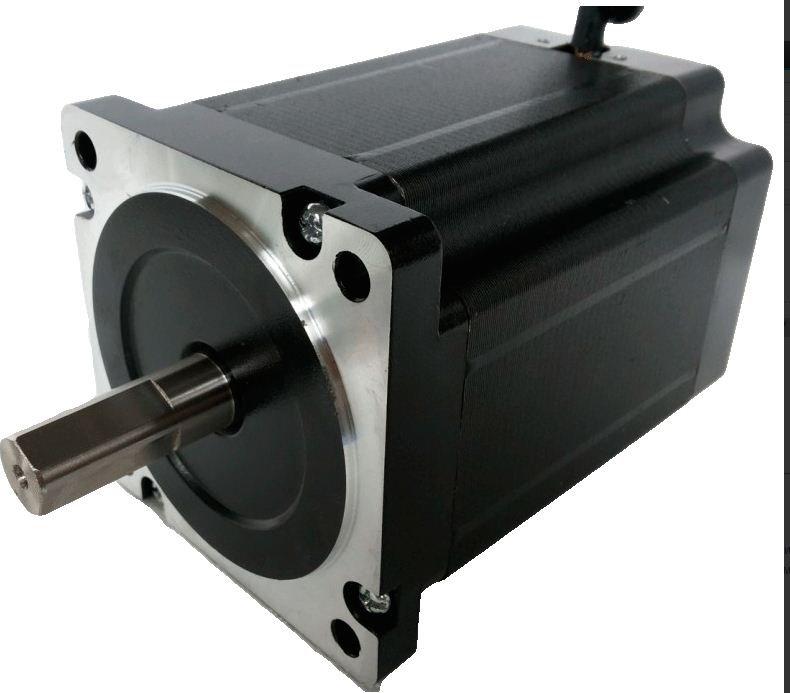 Шаговый двигатель nema34