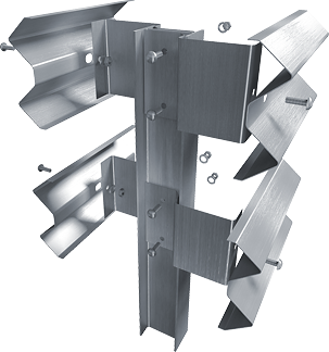 Buy Bilateral two-story protection the Barrier protection with the increased holding ability.