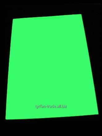 Купить Светящиеся в темноте листы ПВХ-пленка которая светится ночью