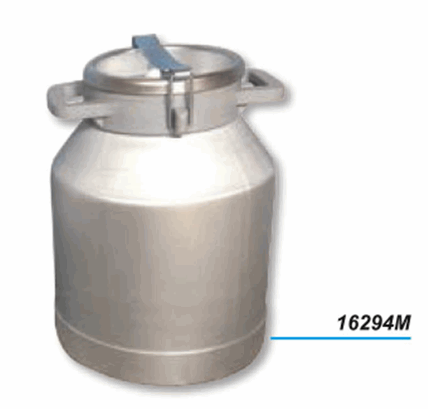 Бидон для молока алюминиевый milry 20 л купить за 5.10 uah в Киеве HD96