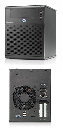 Купить Сервер HP Micro AMD N40L 1.50GHz/2MB/1P 2GB NHP- SATA 250GB Twr