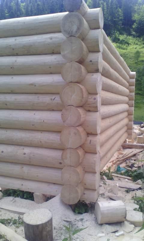 Деревянная баня 6х6 от производителя