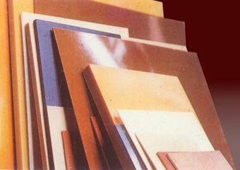 Текстолит электротехнический листовой, стержневой.Текстолит
