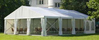 Buy Awnings for rent of the different sizes