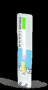Тест Charm Rosa Quad для определения антибиотиков групп хлорамфеникол, беталактам, стрептомицин,  тетрацеклиновой группы