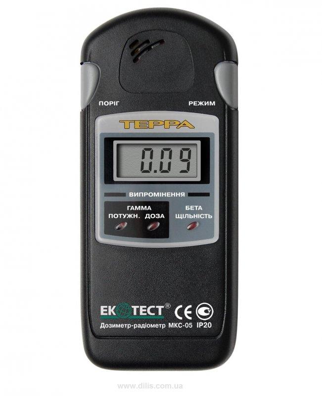 Дозиметр-радиометр ТЕРРА - МКС-05