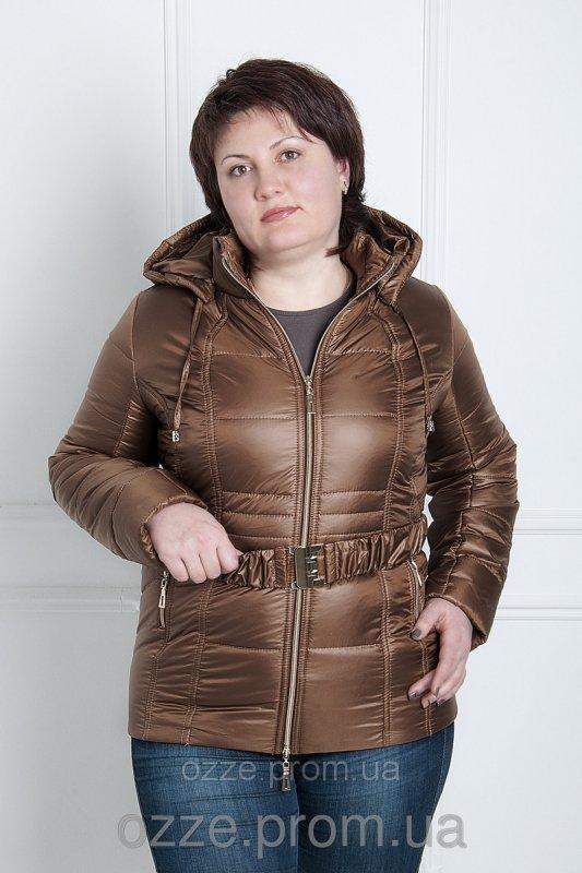 Жіноча куртка великого розміру оптом ДО 130 мідний ДО 130 купити в ... f3e31555b6710