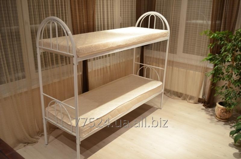Beds metal two-story for hostels