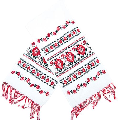 Український рушник .