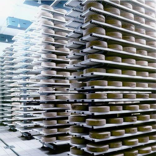 Купить Стеллажи полочные для предприятий пищевой промышленности