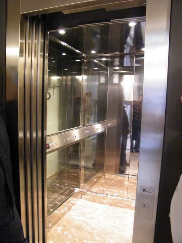 Elevators passenger IMG_1181