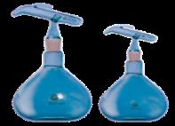 Колбы и дозаторы для серной кислоты и изоамилового спирта