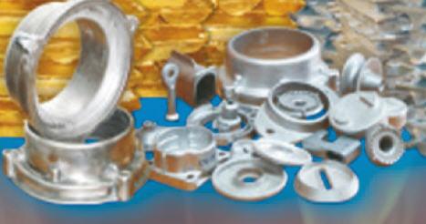 Отливки из алюминия