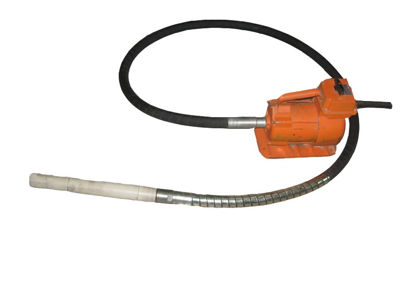 Купити Вібратор глибинний ВЕРБ-113 (42В, 1.4кВт, д38, вал 3м) Росія