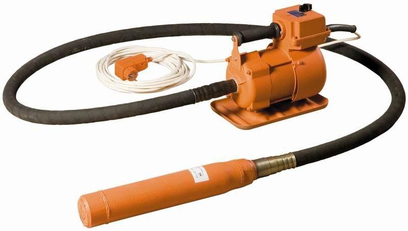 Купити Глибинний вібратор ВЕРБ-2.17 (220В, 1.5 кВт, д38, вал 3м)