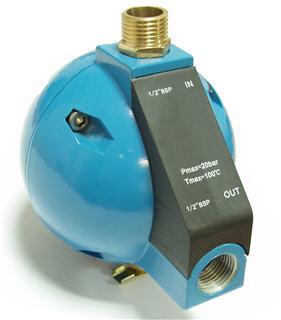 Купить Конденсатоотводчик с поплавковым клапаном, полностью исключающий потери сжатого воздуха АКО-М БУЙ
