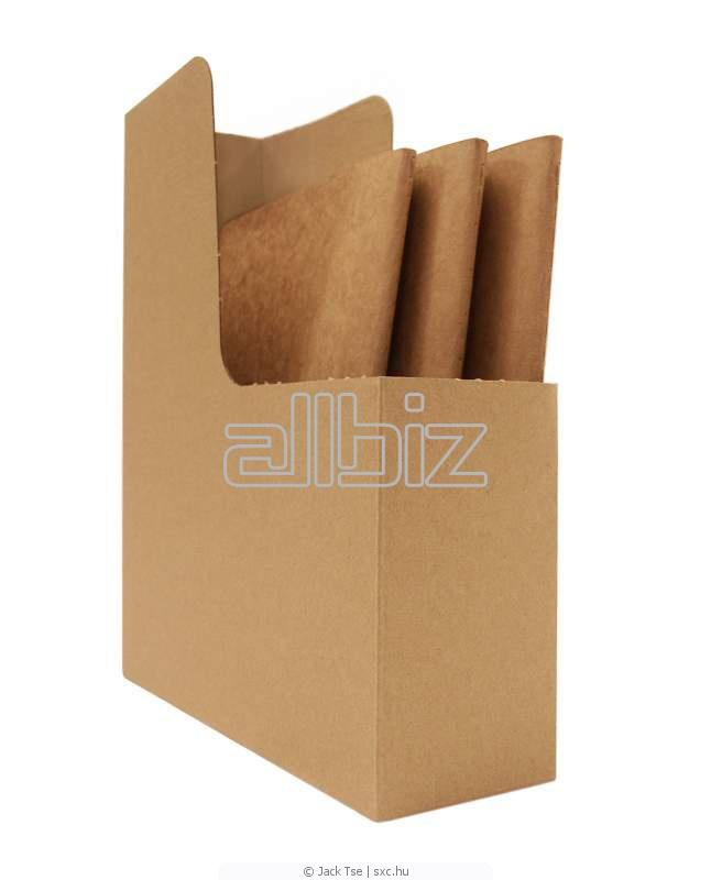 Коробка архивная, архивный короб