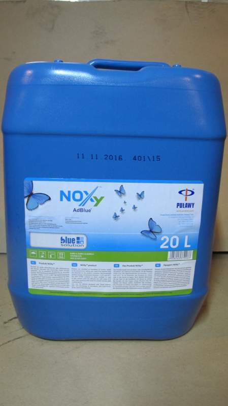 Купить Adblue жидкость для катализаторов 20л