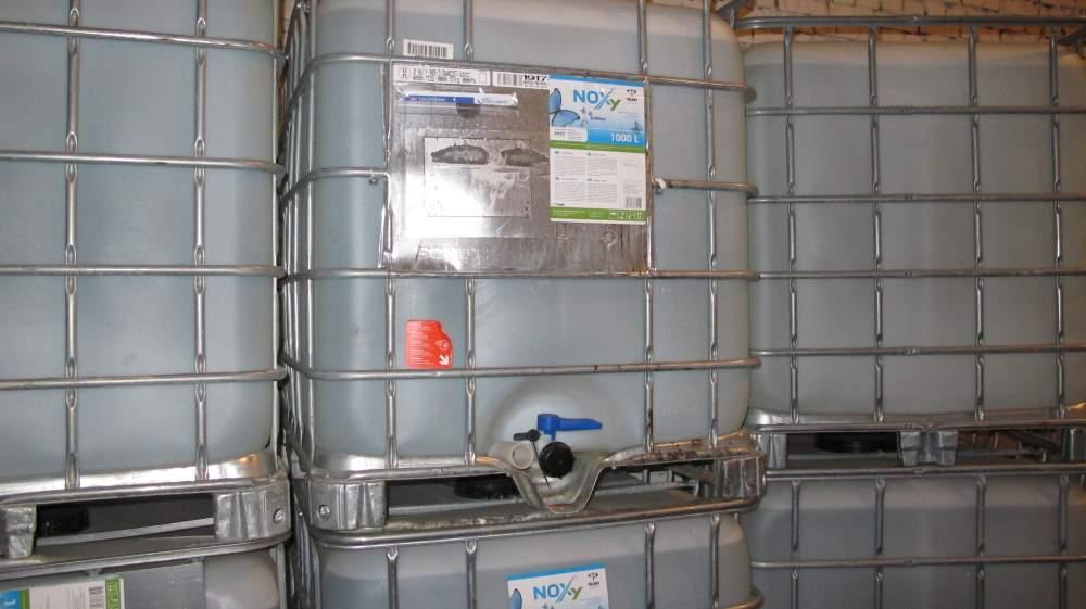 Купить Жидкость для катализаторов Adblue 1000л (с тарой)