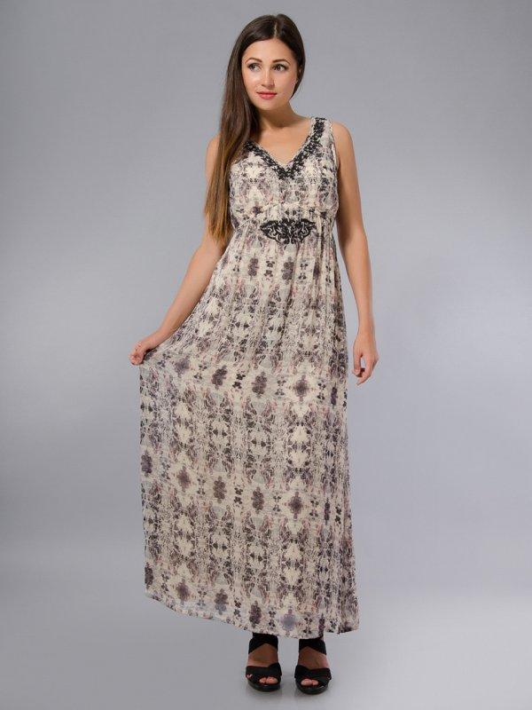 259b62806349 Плаття з натурального шифону з вишивкою 42-48 розміри купити в Одеса