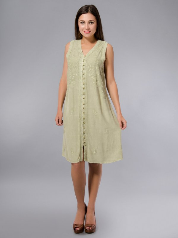 Dress A Dressing Gown Olive India Cotton On 44 52 The Sizes Buy In