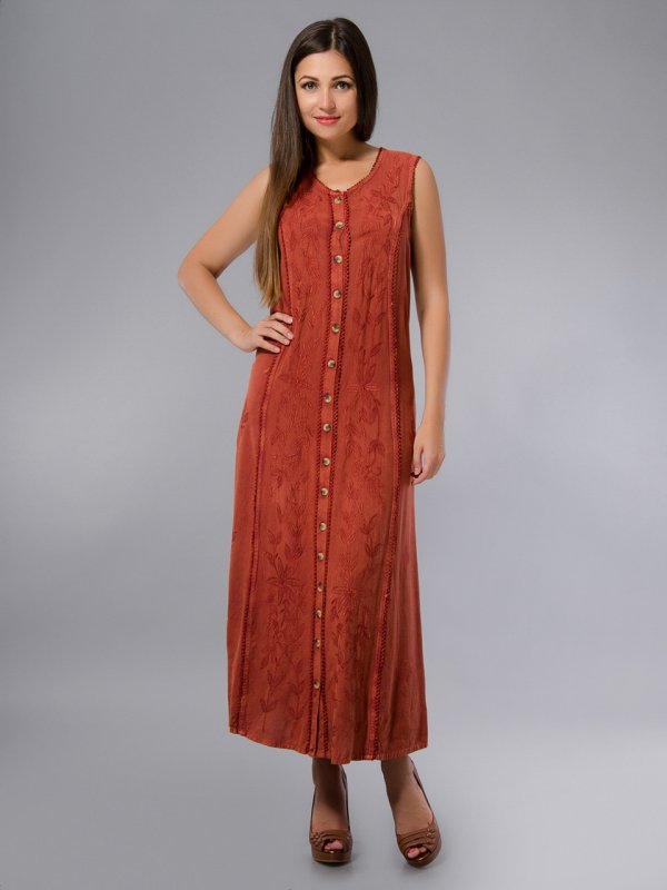Dress A Dressing Gown Claret India Cotton On 46 50 The Sizes Buy