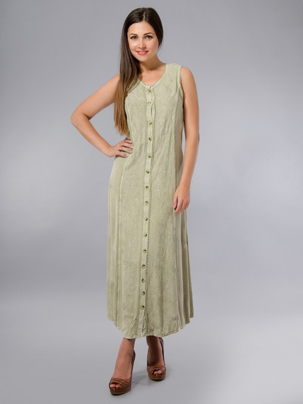 Dress A Dressing Gown Olive India Cotton On 46 50 The Sizes Buy In