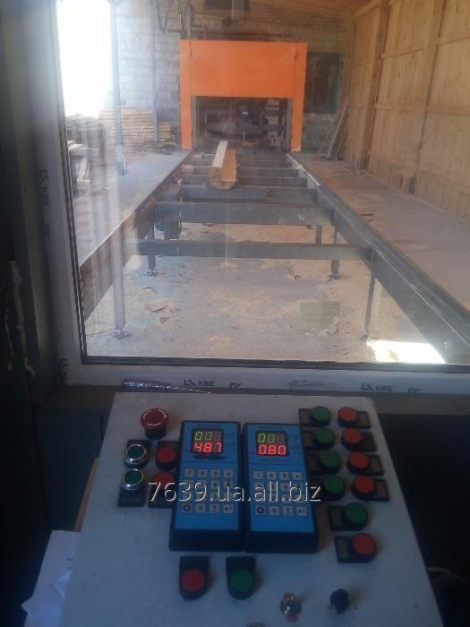Buy The electronic range MICRON-4 for saw machines horizontal lentochno.