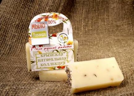 Мыло натуральное опт украина