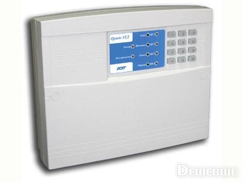 Прибор приемно контрольный охранный ППКО Орион ТД купить в Донецке Прибор приемно контрольный охранный ППКО Орион 4ТД