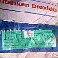 Двуокись титана марки R-02, R-206