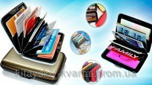 Кошелек Aluma Wallet