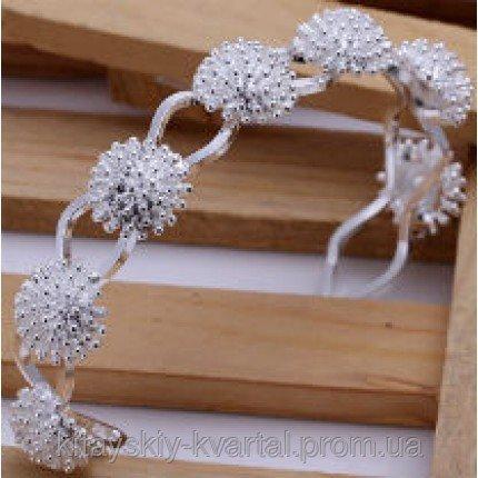 Купить Браслет Tiffany TF-b141. Покрытие серебром 925