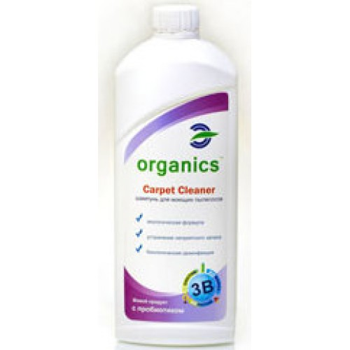 Buy Means of Organics Carpet Cleaner (for cleaning of carpets the washing vacuum cleaner) 0.5 l