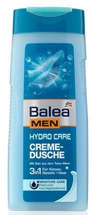 Buy Balea MEN hydro care Cremedusche shower gel