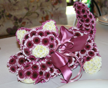 оригинальные букеты цветов фото:
